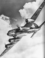 Focke-Wulf 200 Condor in flight, date unknown