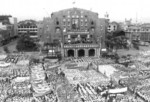 Celebration of the 20th anniversary of the Japanese surrender in Taiwan, Taipei City Hall (now Zhongshan Hall), Taipei, Taiwan, 25 Oct 1965, photo 1 of 2