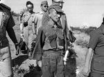 The Philippine Campaign officially came to a close when Imperial Japanese Army Lieutenant Hiroo Onoda was relieved of duty by Major Yoshimi Taniguchi on Lubang Island, Philippines, Mar 1974 – after 30 years in the hills.