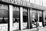 Vandalized Jewish store, Berlin, Germany, 11 Nov 1938