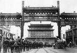 Japanese troops entering Beiping, China, 13 Aug 1937