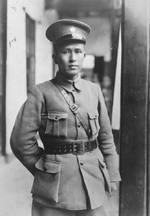 Bai Chongxi as the Chief of Staff of the Chinese National Revolutionary Army, 1926