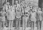 Dai Li, Milton Miles and other SACO personnel, China, 1940s