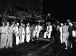 Victory celebration, Waikiki, Oahu, US Territory of Hawaii, 15 Aug 1945, photo 1 of 4