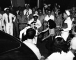 Victory celebration, Waikiki, Oahu, US Territory of Hawaii, 15 Aug 1945, photo 2 of 4