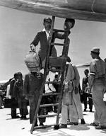 Japanese delegation stopped at Ryukyu Islands en route to Manila for surrender, 19 Aug 1945, 10 of 10