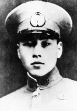 Portrait of Zhou Zhikai, 1939
