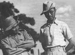 Tan Chong Tee and Lim Bo Seng, India, late 1930s or early 1940s