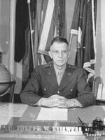 Portrait of General Joseph Stilwell, 29 Jan 1945