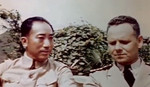 Dai Li and Milton Miles, Chongqing, China, 1944