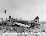 Wrecked Japanese G4M