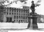 Old Reich Chancellery building, Berlin, Germany, spring 1939