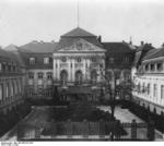 Old Reich Chancellery building, Berlin, Germany, date unknown