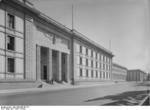 New Reich Chancellery building, Berlin, Germany, spring 1939