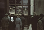 Anti-communist and anti-Semitic posters, Kharkov, Ukraine, Oct-Nov 1941
