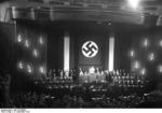 Hermann Göring speaking to the Reichstag, Kroll Opera House, Berlin, Germany, 12 Dec 1933