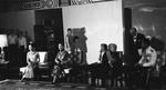 President Chiang Kaishek and Song Meiling entertaining King Rama IX and Queen Queen Sirikit of Thailand, Grand Hotel, Taipei, Taiwan, Republic of China, 5 Jun 1963, photo 3 of 4