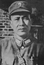 Portrait of Bai Chongxi, date unknown