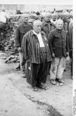 Prisoners, Dachau Concentration Camp, Germany, 20 Jul 1938