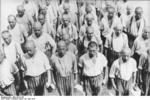 Prisoners, Dachau Concentration Camp, Germany, 28 Jun 1938