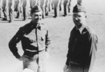Men of US 5332nd Brigade (Provisional), possibly at Camp Carson, Colorado, United States, 1943
