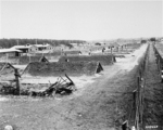 Kaufering Concentration Camp, southern Germany, 29 Apr 1945