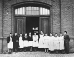 Hadamar Euthanasia Center nursing staff, Hadamar, Germany, 1940s