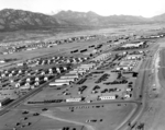 View of Camp Carson, Colorado, United States, 1940s
