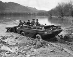 Ford GPA amphibious jeep, Fort Carson, Colorado, United States, early 1940s
