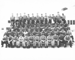 Officers and men of USS Cabrilla, date unknown