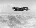Wellesley Mark I K7775 KU-N of No. 47 Squadron RAF based at Agordat, Italian Eritrea, in flight, circa Feb-Mar 1941