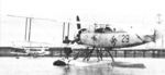 Latvian Seal aircraft at rest, 1936
