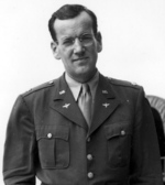 Portrait of Major Glenn Miller, 1942-1944