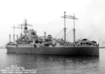 USS Ancon, Portsmouth, Virginia, United States, 21 Apr 1943, photo 2 of 2