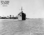 USS Proteus at Mare Island Navy Yard, Vallejo, California, United States, 15 Mar 1944, photo 3 of 3