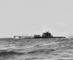 USS S-44 underway, 8 Feb 1943