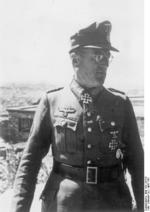 Ferdinand Schörner at the Acropolis, Athens, Greece, Apr 1941