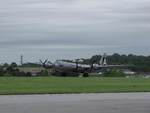 B-29 Superfortress bomber at rest, Reading Regional Airport, Pennsylvania, United States, 3 Jun 2018