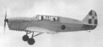FN.305A aircraft in flight, late 1930s