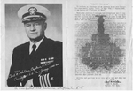 Farewell message of Captain Carl Holden as he stepped down as commander of USS New Jersey, Jan 1945, page 2 of 3