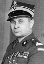 Portrait of Boleslaw Duch, circa late 1945