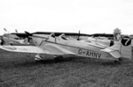 M.14A aircraft G-AHNV at No. 25 Reserve Flying School, Wolverhampton (Pendeford) Airfield, Wolverhampton, England, United Kingdom, 24 Jun 1950