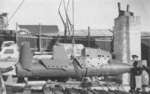 Chariot manned torpedo, Rothesay, Scotland, United Kingdom, 3 Mar 1944