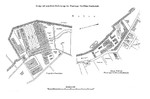 Plan of the old (right) and new (left) yards of Flensburger Schiffbau, Flensburg, Germany, 1903