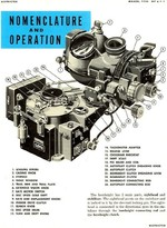 March 1945 Nomenclature and Operation guide for the Norden bombsight.