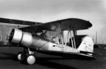 N3N-1 aircraft (Bureau Number 0680) at Naval Air Station Anascostia, Washington DC, United States, circa 1937