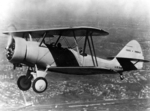 XN3N-2 aircraft (Bureau Number 0265) in flight, United States, 1936