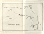 1944 United States Navy chart of Kwajalein Atoll, Marshall Islands.