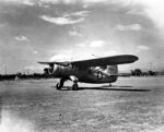 UC-64A Norseman aicraft (44-70439) of USAAF 3rd Air Commando Group, Philippine Islands, circa 1944-1945