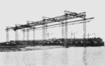 View of Howaldtswerke Kiel shipyard, Kiel, Germany, date unknown